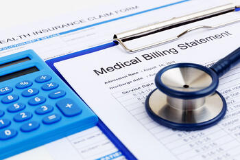 Healthcare Billing AI machine learning