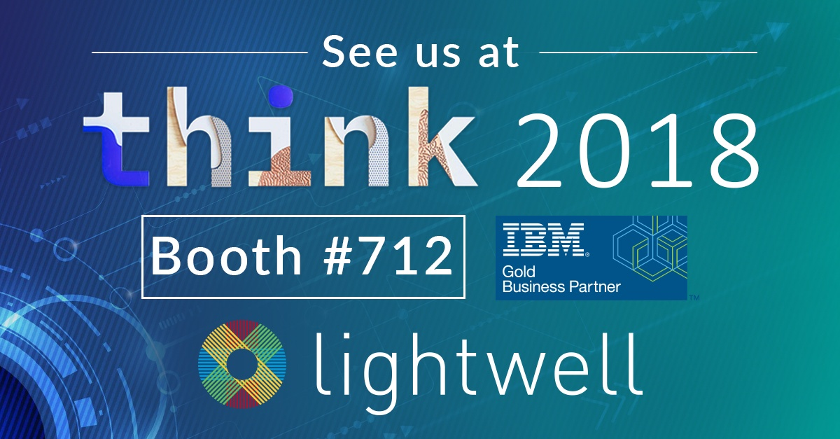 Lightwell at IBM Think