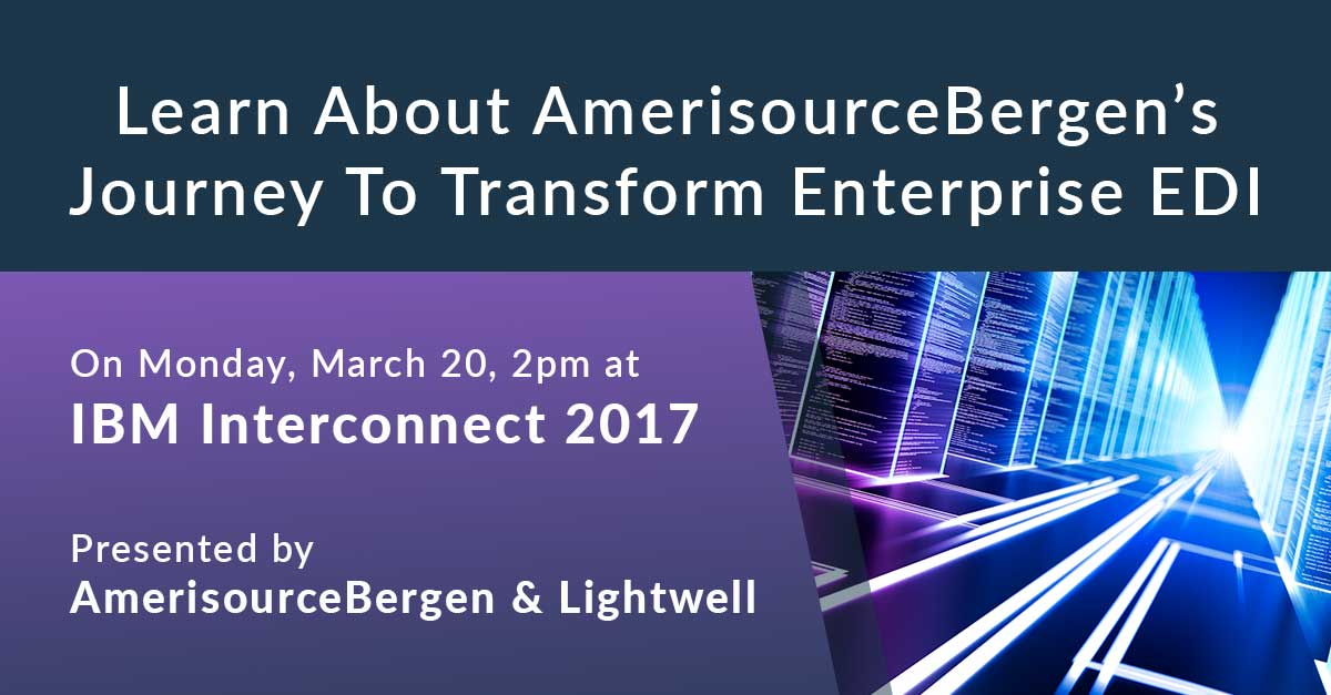 IBM Interconnect Spotlight: AmerisourceBergen's B2B Journey to Transform Enterprise EDI