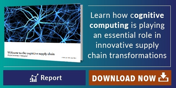 IBM Report - Welcome to the cognitive supply chain